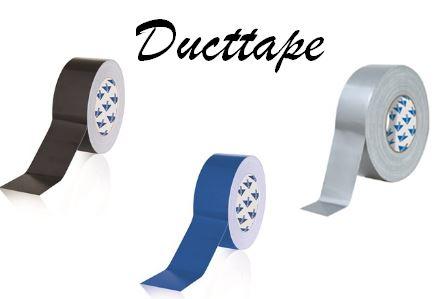 Uitzonderlijk Ducttape: de krachtpatser onder de tapes - Deltec Tape OH91
